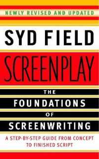 Link to an enlarged image of Screenplay : The Foundations of Screenwriting