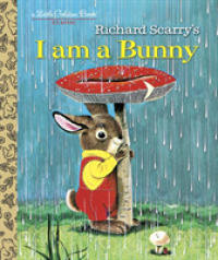 Link to an enlarged image of Richard Scarry's I Am a Bunny (Little Golden Books)