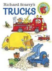 Link to an enlarged image of Richard Scarry's Trucks (BRDBK)