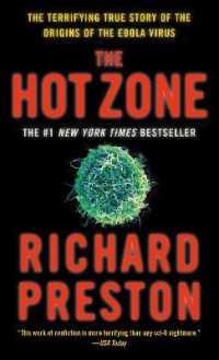 Link to an enlarged image of The Hot Zone
