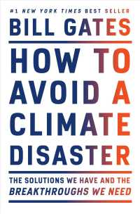 How to Avoid a Climate Disaster 9780385546133