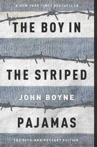Link to an enlarged image of The Boy in the Striped Pajamas (Reprint)