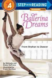 Link to an enlarged image of Ballerina Dreams : From Orphan to Ballerina (Step into Reading. Step 4)