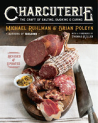 Link to an enlarged image of Charcuterie : The Craft of Salting, Smoking, and Curing (Revised Updated)