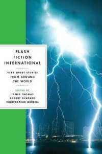 Link to an enlarged image of Flash Fiction International : Very Short Stories from around the World