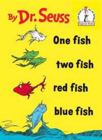 Link to an enlarged image of One Fish, Two Fish, Red Fish, Blue Fish (Beginner Books)