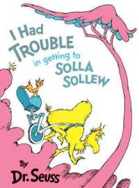 Link to an enlarged image of I Had Trouble in Getting to Solla Sollew (Reissue)