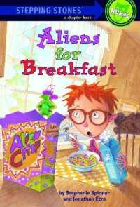 Link to an enlarged image of Aliens for Breakfast (Stepping Stone Books) (Reissue)