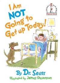Link to an enlarged image of I Am Not Going to Get Up Today! (Beginner Books)