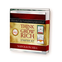 Link to an enlarged image of Think and Grow Rich Starter Kit (PCK Workbook)