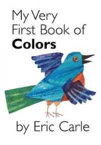 Link to an enlarged image of My Very First Book of Colors (My Very First Book Of...) (BRDBK)