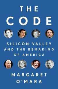 Link to an enlarged image of The Code : Silicon Valley and the Remaking of America