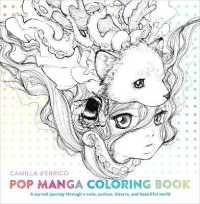 Books Kinokuniya Pop Manga Adult Coloring Book A Surreal Journey