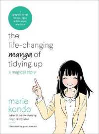 Link to an enlarged image of The Life-Changing Manga of Tidying Up : A Magical Story