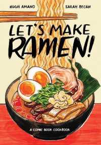 Link to an enlarged image of Let's Make Ramen! : A Comic Book Cookbook