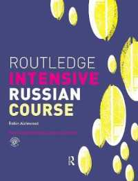Link to an enlarged image of Routledge Intensive Russian Course (Routledge Intensive Language Courses) (Bilingual)