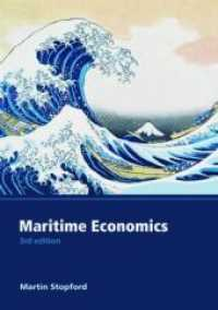 Link to an enlarged image of Maritime Economics (3rd)