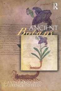Link to an enlarged image of Ancient Botany (Sciences of Antiquity)