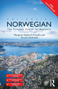 Link to an enlarged image of Colloquial Norwegian : The Complete Course for Beginners (Colloquial) (2nd Paperback + Pass Code)