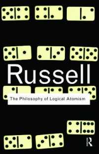 Link to an enlarged image of The Philosophy of Logical Atomism (Routledge Classics)