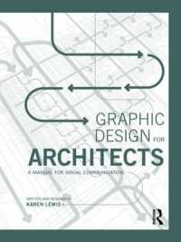 Link to an enlarged image of Graphic Design for Architects : A Manual for Visual Communication