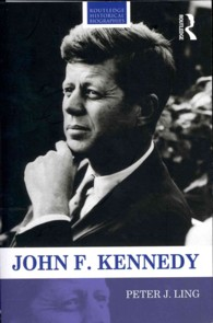 Link to an enlarged image of John F. Kennedy (Routledge Historical Biographies) (Reprint)