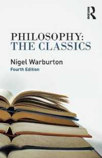 Link to an enlarged image of Philosophy : The Classics (4th Revised)