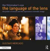 Link to an enlarged image of The Filmmaker's Eye : The Language of the Lens, the Power of Lenses and the Expressive Cinematic Image