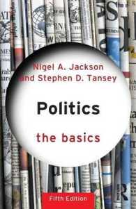 Link to an enlarged image of Politics : The Basics (Basics) (5th)