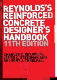 Link to an enlarged image of Reynolds's Reinforced Concrete Designers Handbook (11th)