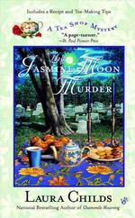 Link to an enlarged image of The Jasmine Moon Murder (Tea Shop Mystery)