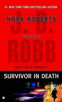 Link to an enlarged image of Survivor in Death (In Death) (Reprint)