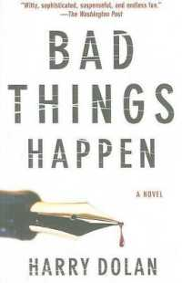 Link to an enlarged image of Bad Things Happen (Reprint)