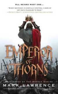 Link to an enlarged image of Emperor of Thorns (The Broken Empire) (Reissue)