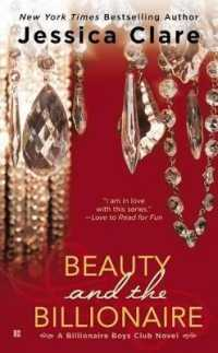 Link to an enlarged image of Beauty and the Billionaire (Billionaire Boys Club) (Reprint)