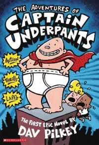 Link to an enlarged image of Adventures of Captain Underpants (Captain Underpants) -- Paperback / softback