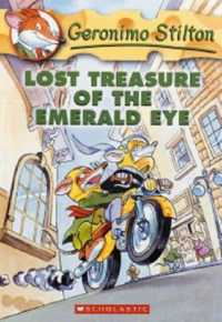Link to an enlarged image of Lost Treasure of the Emerald Eye (Geronimo Stilton) (Reissue)
