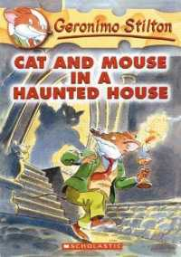 Link to an enlarged image of Cat and Mouse in a Haunted House (Geronimo Stilton) (Translation)