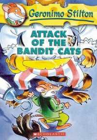 Link to an enlarged image of Attack of the Bandit Cats (Geronimo Stilton) (Reissue)