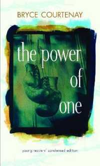 Link to an enlarged image of The Power of One (Reissue)