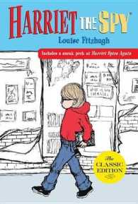 Link to an enlarged image of Harriet the Spy