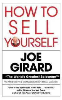 Link to an enlarged image of How to Sell Yourself (Reprint)