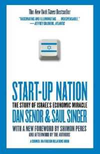 Link to an enlarged image of Start-Up Nation : The Story of Israel's Economic Miracle (Reprint)