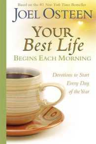 Link to an enlarged image of Your Best Life : Begins Each Morning: Devotions to Start Every New Day of the Year