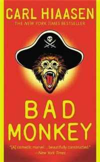 Link to an enlarged image of Bad Monkey (Reissue)