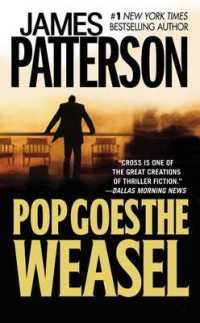 Link to an enlarged image of Pop Goes the Weasel (Alex Cross) (Reissue)