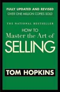 Link to an enlarged image of How to Master the Art of Selling (Revised Updated)
