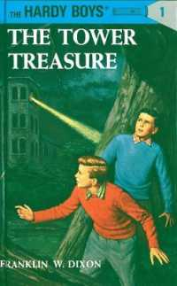 Link to an enlarged image of The Tower Treasure (The Hardy Boys)