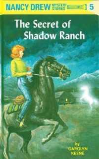 Link to an enlarged image of The Secret of Shadow Ranch (Nancy Drew Mystery Stories)