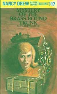 Link to an enlarged image of The Mystery of the Brass Bound Trunk (Nancy Drew Mystery Stories)